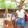 At Isurumuniya in Anuradhapura.
