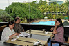 Lunch at Dakshin - hotel Cinnamon Bay