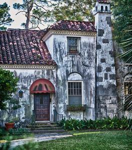 Unusual House