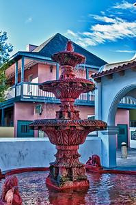 Columbia Fountain