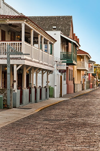 Old St Augustine street