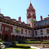 The old Ponce de Leon Hotel built in 1885 by Henry Flagler.