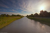 """Just beyond St Ives and out towards Somersham (I think!) lies this long straight drainage chanel.<br /> <br /> From  <a href=""""http://www.eframe.co.uk"""">http://www.eframe.co.uk</a><br /> <br /> More photos on Facebook: <a href=""""http://www.facebook.com/eframe.co.uk"""">http://www.facebook.com/eframe.co.uk</a>"""