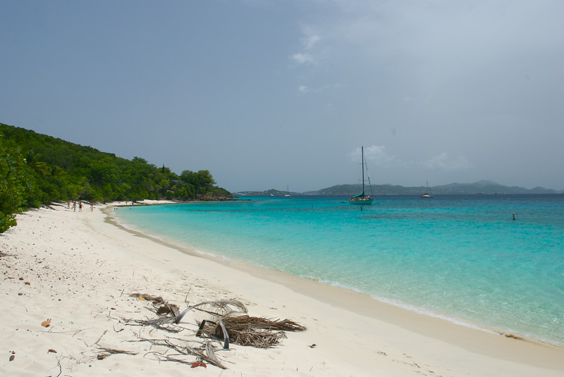 Honeymoon Beach, St John, USVI