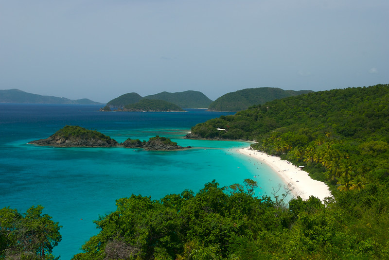 Trunk Bay, St John, USVI
