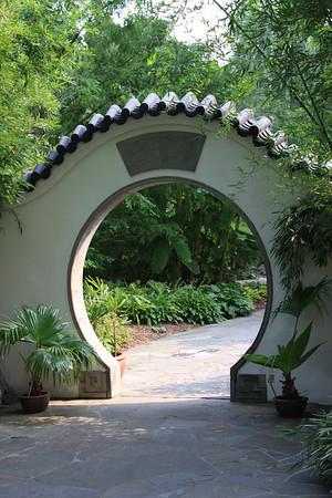 St. Louis Botanical Gardens Chinese Garden