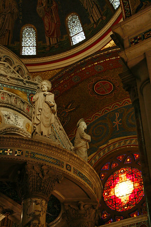 Cathedral Basilica of St. Louis; St. Louis, MO