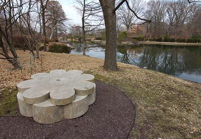 Missouri Botanical Garden, St Louis, MO Spring 2019