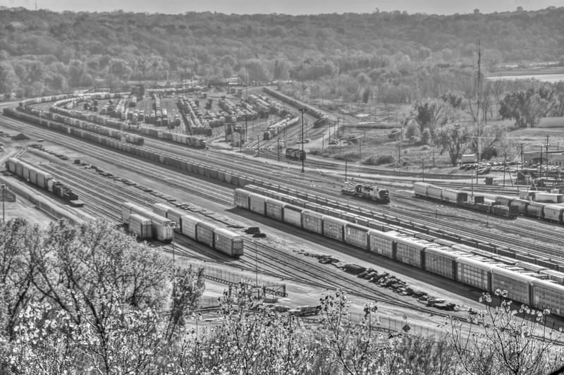 Train Maze