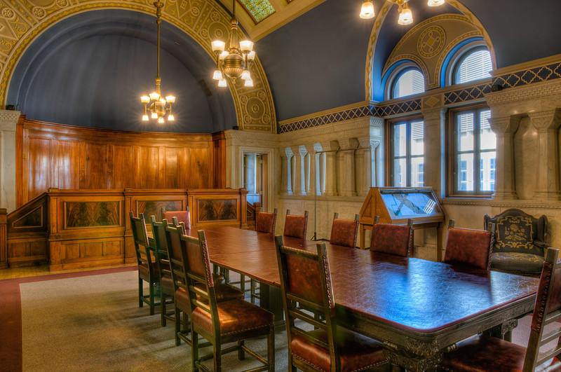 Courthouse in Landmark Center