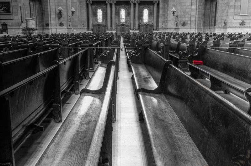 Waiting to Worship