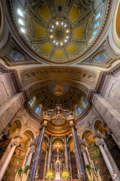 Altar and Dome