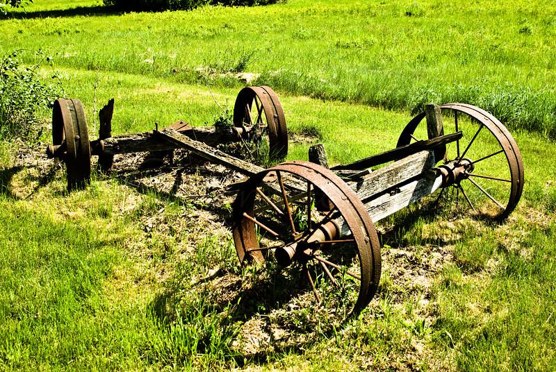 Former Buck Wagon