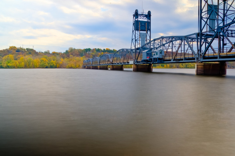 Autumn Lift Bridge