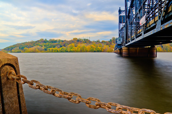Lift Bridge HDR
