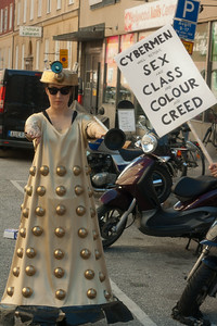 Dalek and Cybermen Propaganda