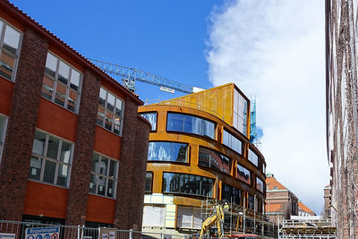 KTH Arkitektur coming along nicely
