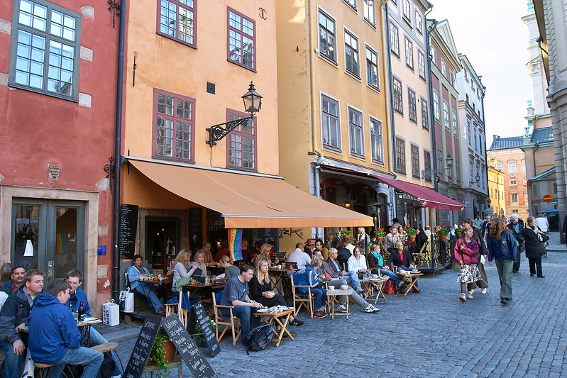 Courtyard Cafes 1
