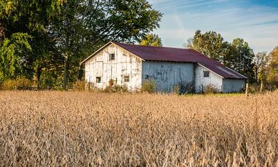 Barn, Jackson County, Indiana