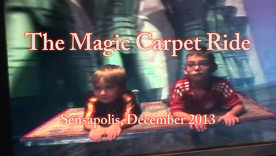 Sensapolis - Magic Carpet Ride