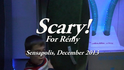 Scary Alien!