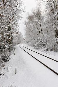 Sudbury railway line