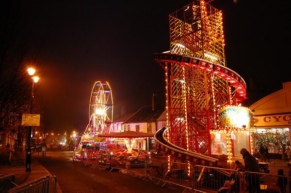 Bury Christmas Fayre - December 2010