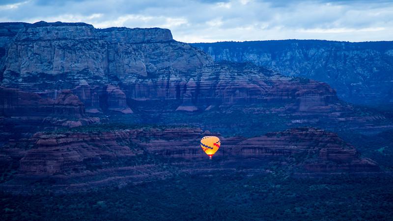 Balloon to Balloon