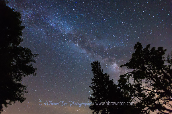 Under the Milky Way Tongiht...