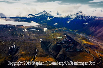Approach to Svalbard 110813_0398