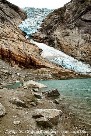 Glacier GLACIER AND BERGEN_110825_1315_HDR