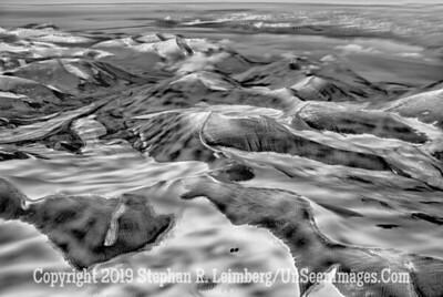 Svalbard Approach - Fuji  B&W 110813_0354_HDR