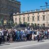 Palace Crowd