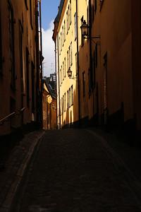 Hidden Alley in Many Hidden Allies