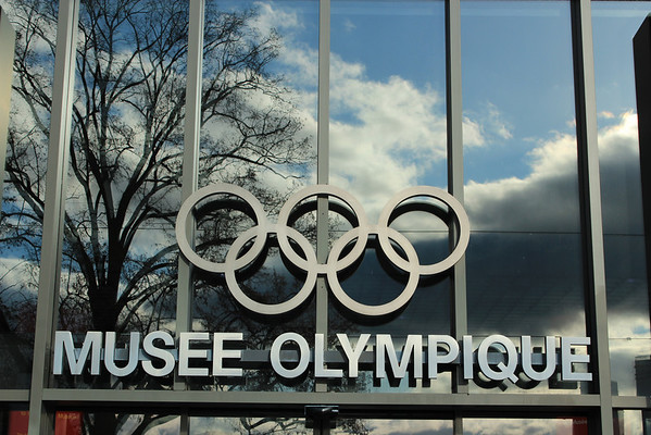 Switzerland, Lausanne, Musee Olympique