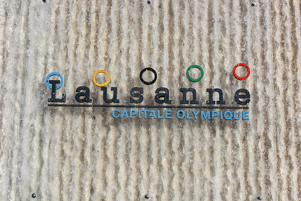 Switzerland, Lausanne, Ouchy, Musee Olympique