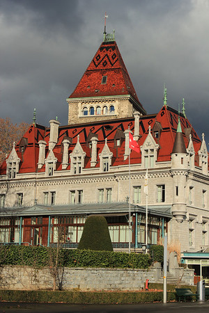 switzerland lausanne ouchy