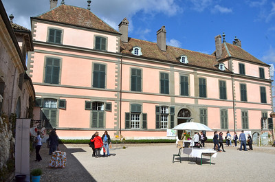 Chateau de Coppet, Journée du Jardin