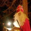 Santa comes calling...