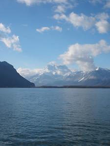 Montreux - landscape