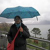 Maitreyee by the lake, in Montreux