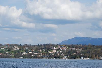Geneva lake view