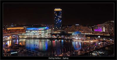 Darling Harbour - Sydney