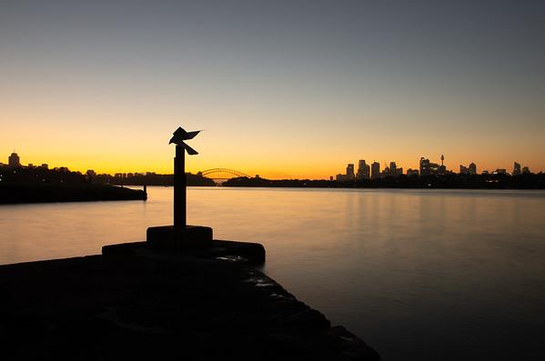 Harbour Dawn