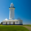 Macquarie Lightstation, Watson's Bay, NSW, Australia - Originally built in 1818, replaced in 1883.