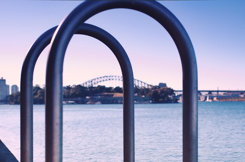 Arch Sydney - Mort Bay Park 2017