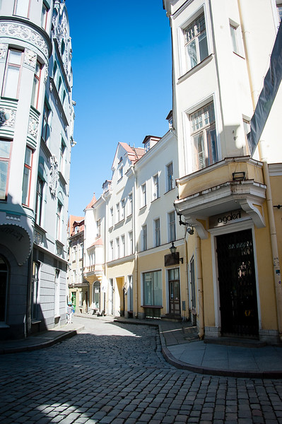 Old Town street view