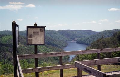 Tallulah Gorge Dam