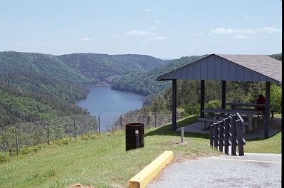 Tallulah Falls Dam