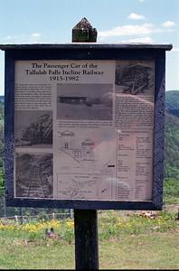 Tallulah Falls Incline Railway